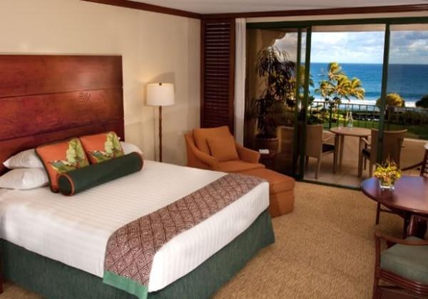 Guest Room Deluxe Ocean View