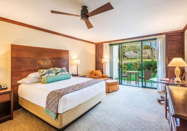 Guest room standard