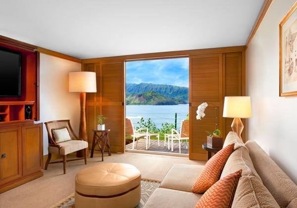 Monarch Ocean View Suite