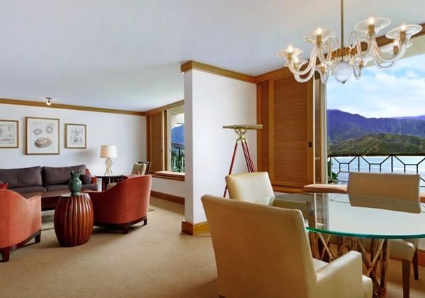 St. Regis Ocean View Suite