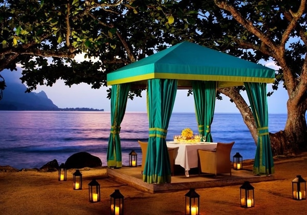 Restaurant for couples
