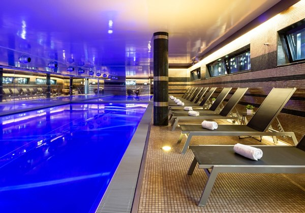 Spa Swimming Pool
