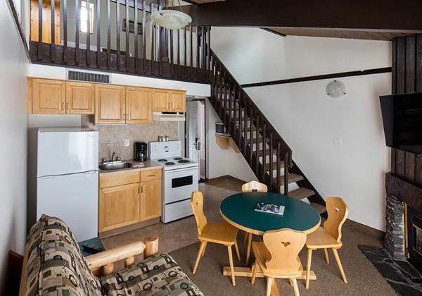 1Bedroom Plus Loft Apartment