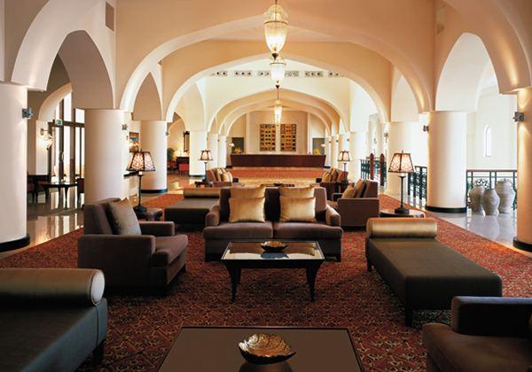 Al Waha Hotel Lobby