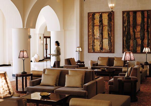 Al Waha Hotel Lobby Lounge