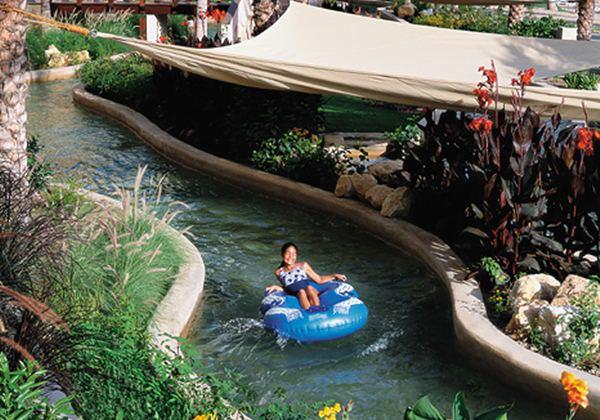 Al Waha Hotel Lazy River