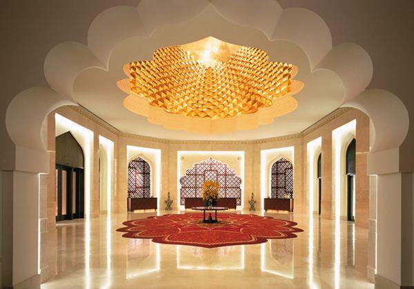 Al Bandar Hotel Lobby