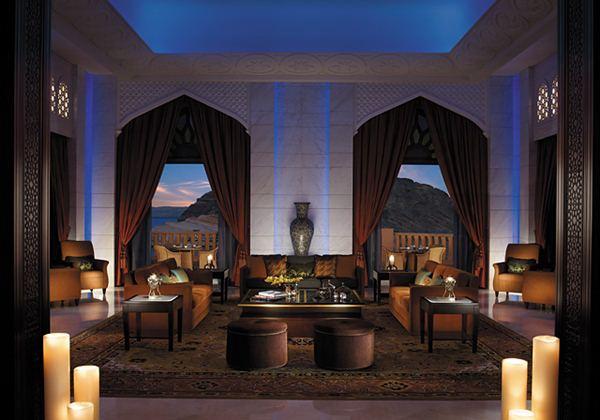 Al Husn Hotel Lobby Lounge