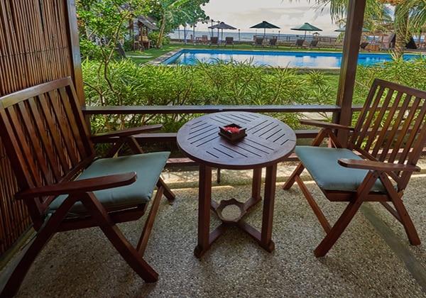 Garden Room (Pool & Ocean View)
