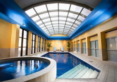 Indoor Pool, Spa & Sauna
