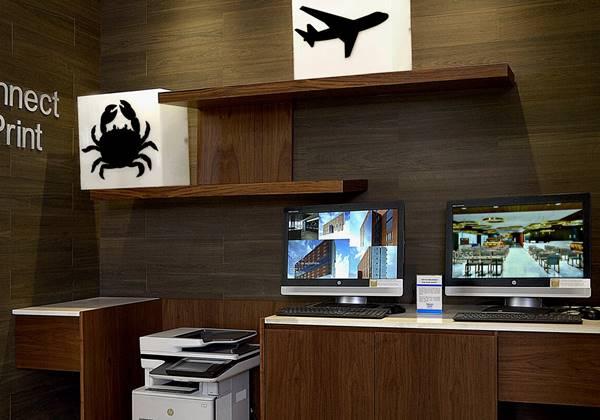 Business Center