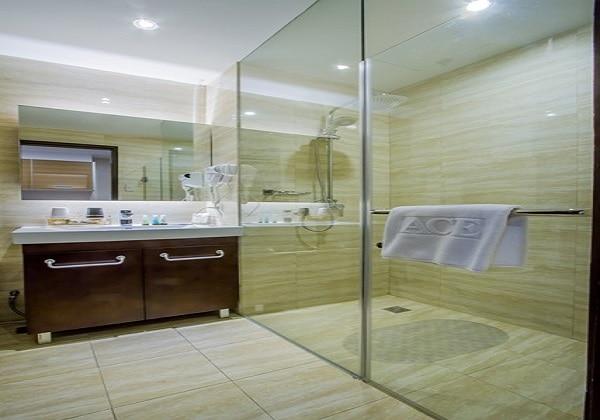 バスルーム シャワー