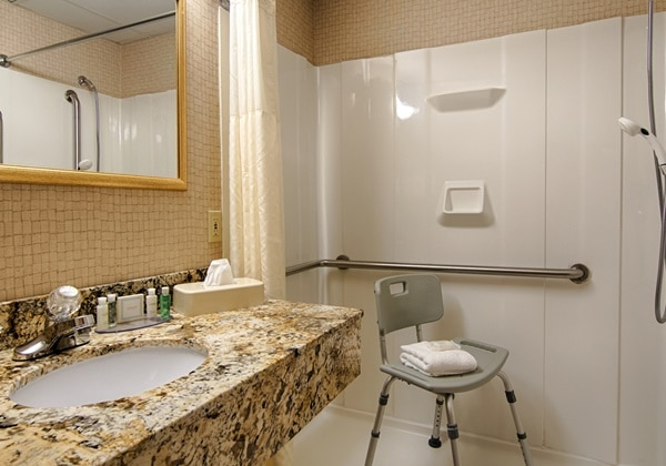 Mobbility Accessible Bathroom