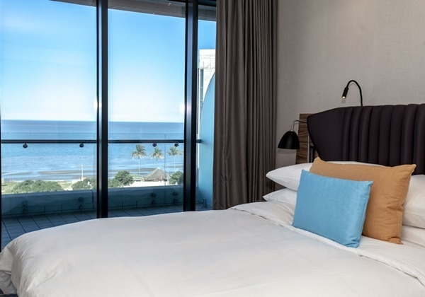 Room-Apartment with sea view