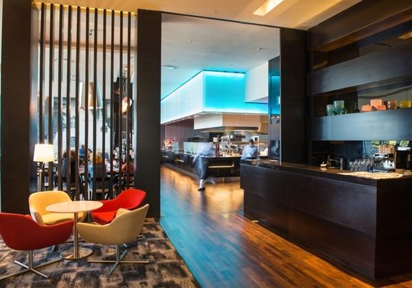 Filini Restaurant Foyer