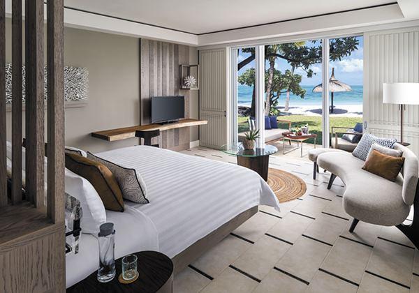 Frangipani Jr Suite Beach Access