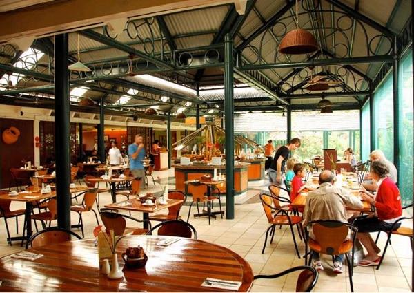 ガーデンコートレストラン