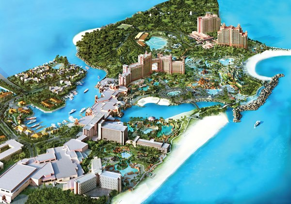 Atlantis Beach Tower Nau The Best Beaches In World