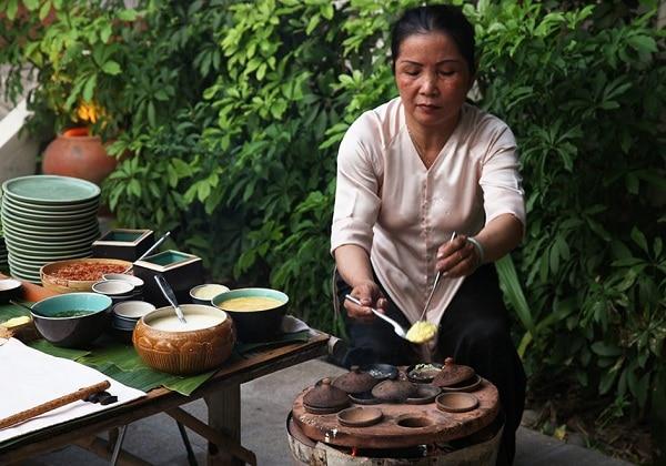 Vietnamese Street Food Market