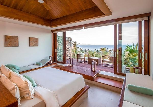 Two Bedroom Ocean View Suite