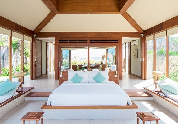 Two Bedroom Ocean View Pool Villa