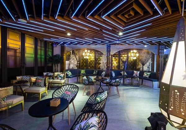 Pandora Lounge