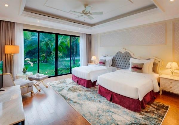 4-bedroom duplex villa Ocean View