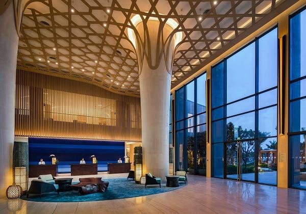 Main Lobby Reception