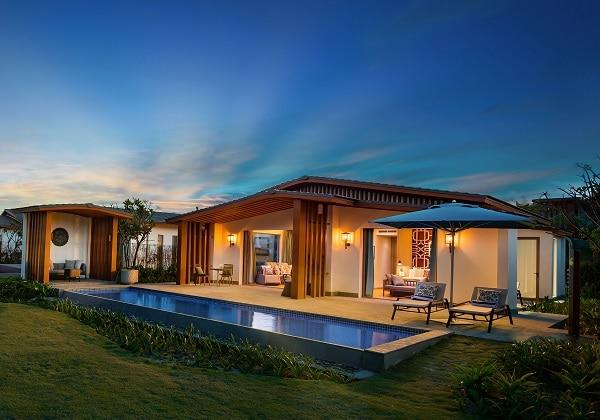 One Bedroom Pool Villa  Exterior