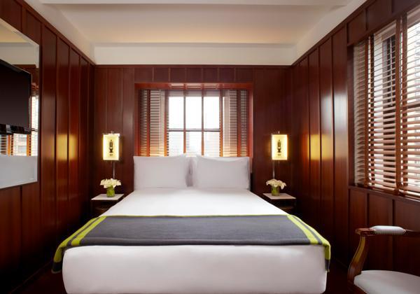 ハドソン ニューヨーク セントラルパーク , ニューヨーク ホテル
