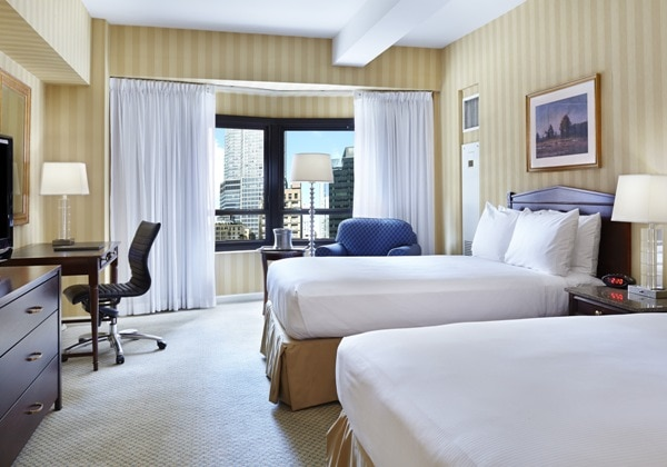 ニューヨーク ヒルトン ミッドタウン , ニューヨーク ホテル