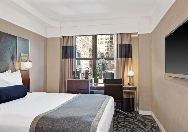 ウィンダム ニューヨーカー ホテル , ニューヨーク ホテル