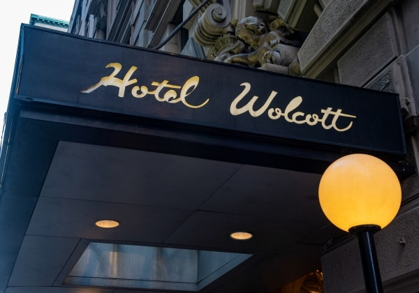 ホテルウォルコット