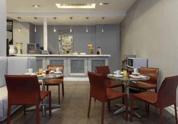 Breakfast Room/朝食場所
