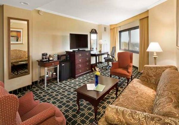 【h I S 】ダブルツリー バイ ヒルトン フォートリー ジョージワシントンブリッジのホテル詳細ページ|海外ホテル予約