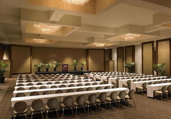 Meeting and banquet hall