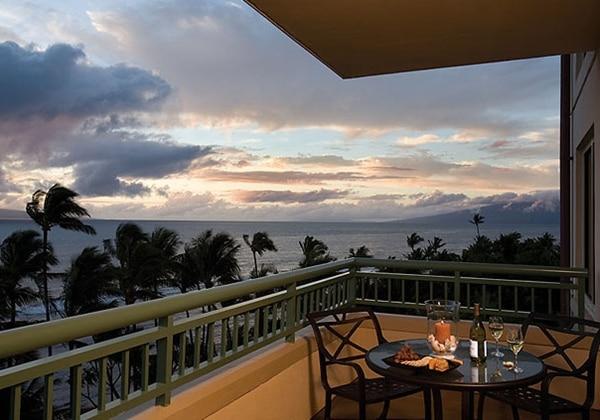 Oceanfront Villa - Balcony