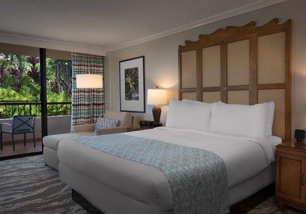 Garden View 1 and 2-Bedroom Suite
