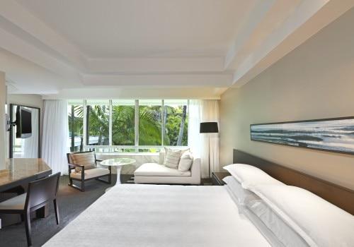 Mirage Resort Suite - King Room