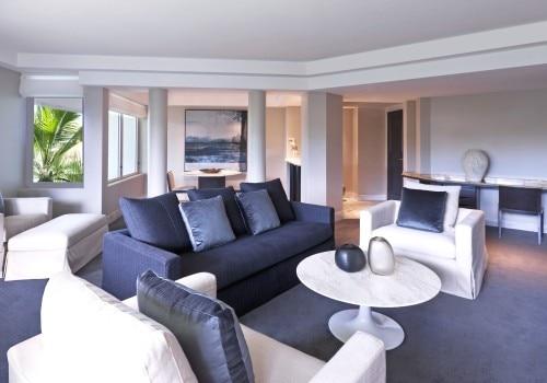 Mirage Resort Suite - Lounge