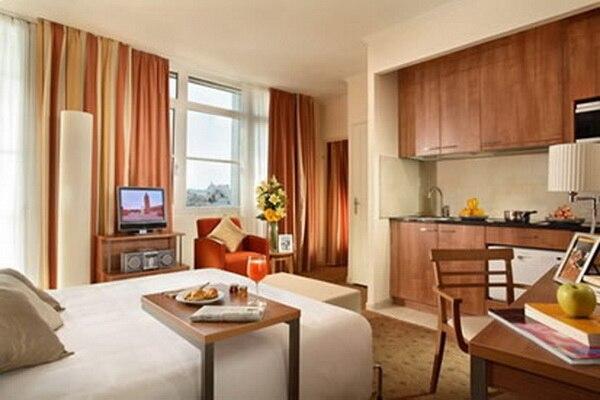 シタディーヌ サンジェルマン デ プレ パリ , パリ ホテル