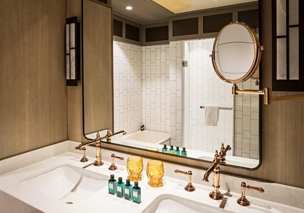 Prestige Suite Bathroom