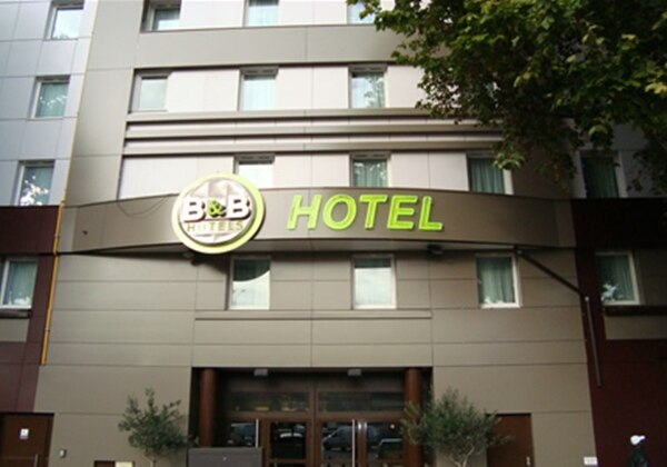 H i s b b - B b hotel porte de la villette ...