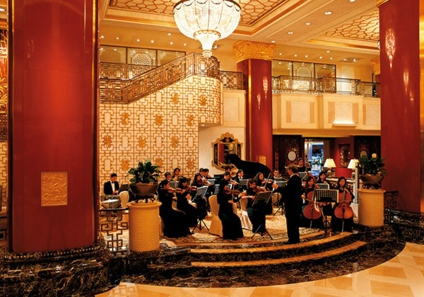 Lobby Lounge Sunday Orchestra Concert