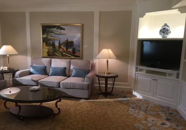 Grand Garden Suite Room