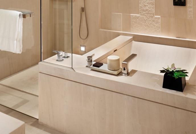 Park Room Bath Room