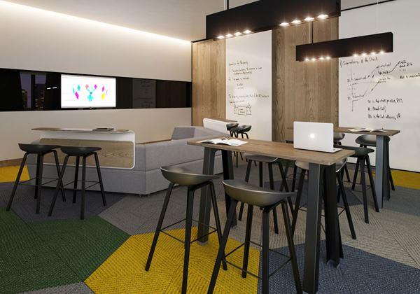 Lifestyle meeting room