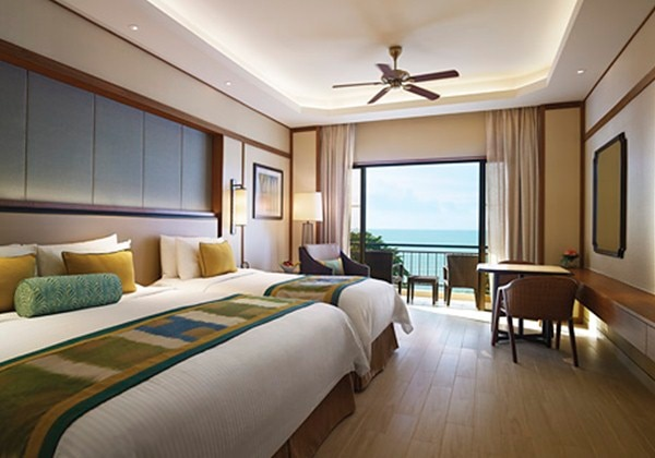 Garden Wing Deluxe Sea View Room
