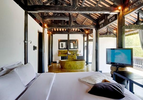 Pool Villa Master Room