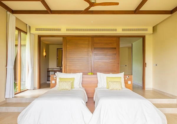 Pool Villa River View 2 Bedrooms